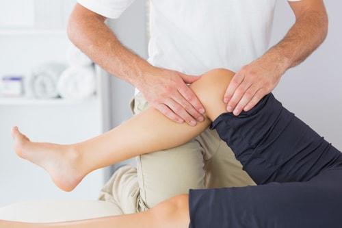 膝裏が痛いときの対処法