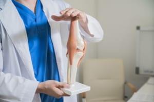 変形性膝関節症の名医は説明上手