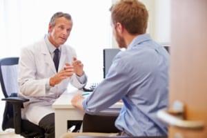 変形性膝関節症の名医は堂々としている