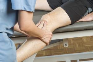 膝が痛い時はマッサージを