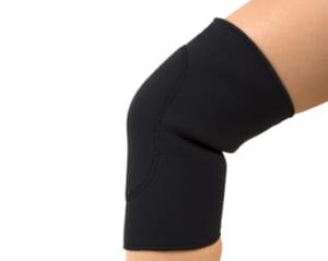 膝が痛いときはサポーター
