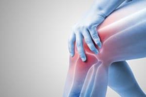 膝の違和感
