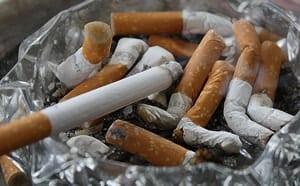 関節リウマチには禁煙
