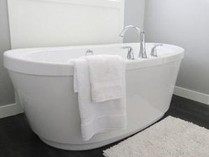 浴槽に浸かろう