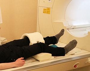 膝のMRI専用コイル