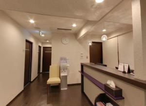 横浜ひざ関節症クリニックの院内